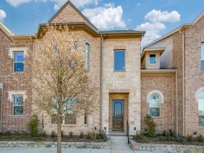 Flower Mound Townhouse For Sale: 4128 Riverside
