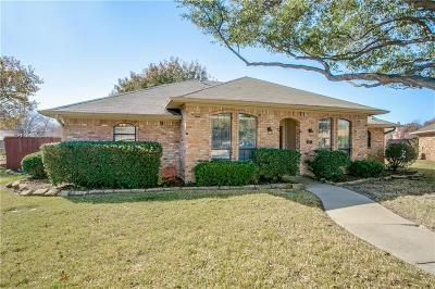 Coppell TX Single Family Home For Sale: $350,000