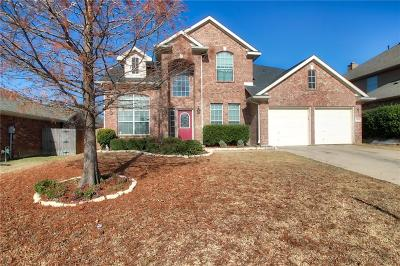 Plano Single Family Home For Sale: 5509 Tribune Way
