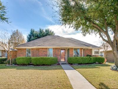 Carrollton Single Family Home For Sale: 1926 Lansdown Drive