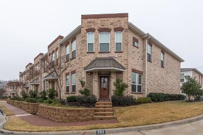 Lewisville Townhouse For Sale: 202 Lily Lane