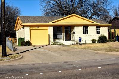 Garland Single Family Home For Sale: 2901 W Walnut Street