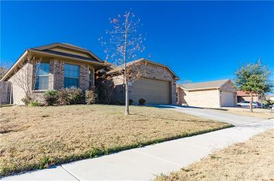 Fort Worth Single Family Home Active Option Contract: 5529 Venera Court