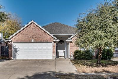 Fort Worth Single Family Home For Sale: 8841 San Joaquin Trail