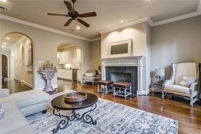Fort Worth Townhouse For Sale: 4724 Dexter Avenue