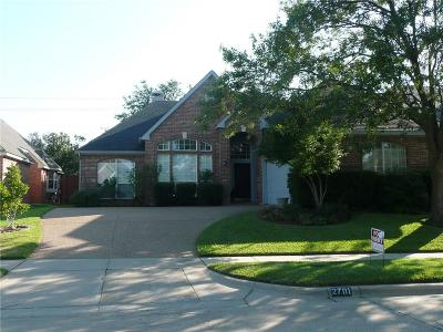 Garland Residential Lease For Lease: 2701 Townshed Drive