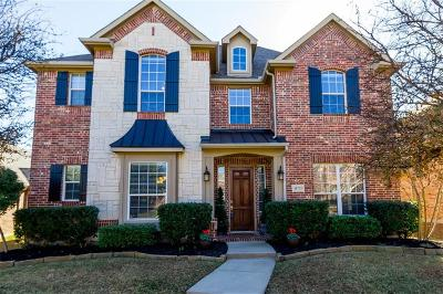Frisco Single Family Home Active Contingent: 14753 Holly Leaf Drive