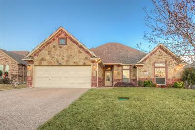 Tarrant County Single Family Home For Sale: 7417 Heights View Drive