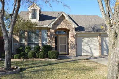 Flower Mound Single Family Home For Sale: 6221 Coldwater Lane