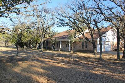 Parker County Single Family Home For Sale: 1021 S Fm 5