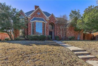 Plano Single Family Home For Sale: 7317 Lougheed Plaza