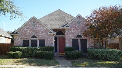 Richardson Single Family Home For Sale: 2704 Creekmere Drive