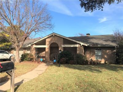 Fort Worth Single Family Home For Sale: 5921 Rayburn Drive