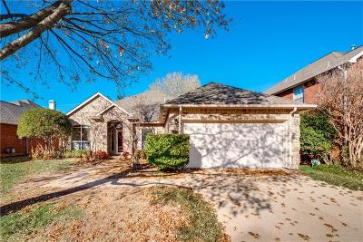 Flower Mound Single Family Home For Sale: 916 Mallard Way
