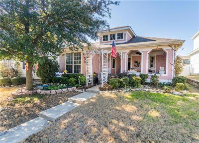 Fort Worth Single Family Home For Sale: 10917 Caldwell Lane
