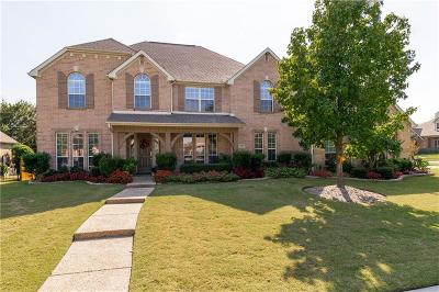 Keller Single Family Home For Sale: 700 Northern Trace