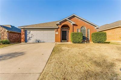 Fort Worth Single Family Home For Sale: 10625 Aransas Drive