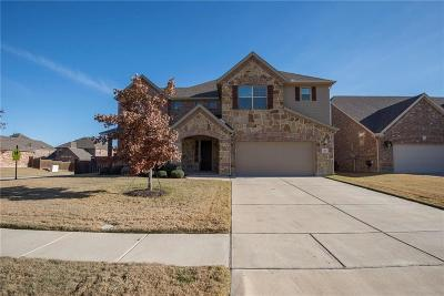 Grand Prairie Single Family Home Active Option Contract: 7260 Cana