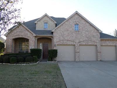 Tarrant County Single Family Home For Sale: 1817 Lake Edge Boulevard