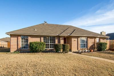 Carrollton Single Family Home For Sale: 4302 Harvest Hill Road