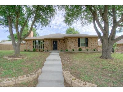 Carrollton Single Family Home For Sale: 2051 Oakbluff Drive