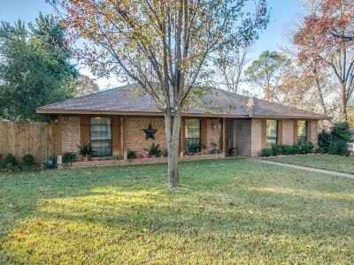 Arlington Single Family Home For Sale: 1708 Camellia Drive