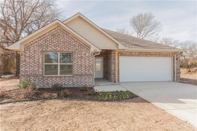 Ennis Single Family Home For Sale: 306 E Houston Street