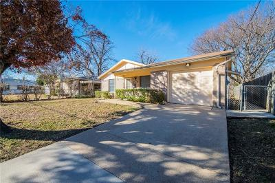 Fort Worth Single Family Home For Sale: 2528 Chicago Avenue