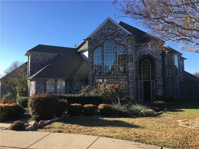 Single Family Home For Sale: 1108 Vail Court