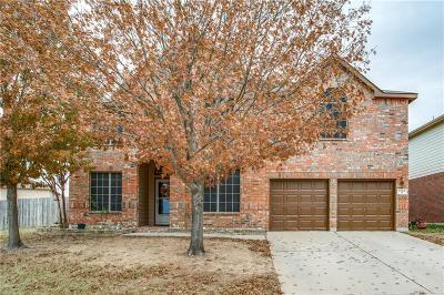 Tarrant County Single Family Home For Sale: 1205 Pheasant Run Trail