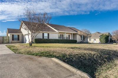 Crowley Single Family Home For Sale: 9436 Carson Ranch Road