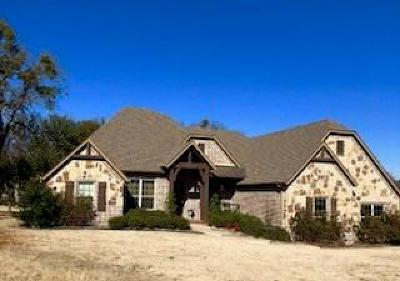 Granbury Single Family Home For Sale: 3806 Little Valley Court