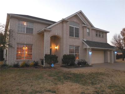Denton Single Family Home For Sale: 3700 Ranchman Boulevard
