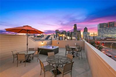 Dallas Condo For Sale: 3102 Ross Avenue #7