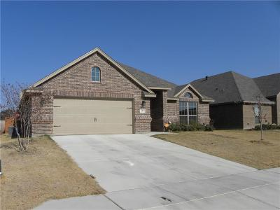 Parker County Single Family Home For Sale: 617 Zachary Drive