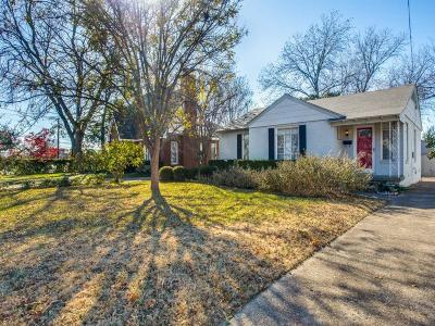 Single Family Home For Sale: 7334 La Vista Drive