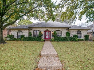 Plano Single Family Home For Sale: 2309 Fountain Head Drive