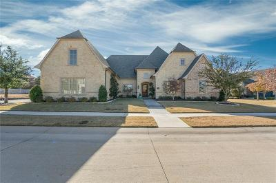 Mckinney Single Family Home Active Option Contract: 6305 Saint Michael Drive
