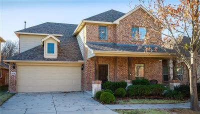 Mckinney Single Family Home For Sale: 3608 Blanco Creek Trail