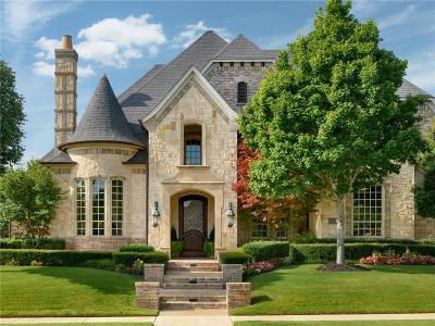 Colleyville Single Family Home For Sale: 1817 Camden Green