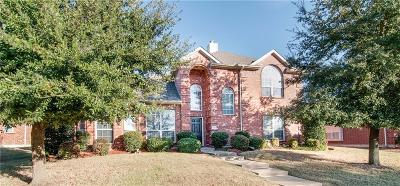 Rockwall Single Family Home For Sale: 1468 Red Wolf Drive