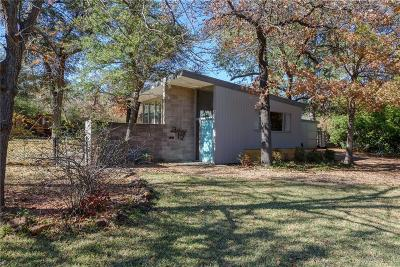 Denton TX Single Family Home For Sale: $225,000