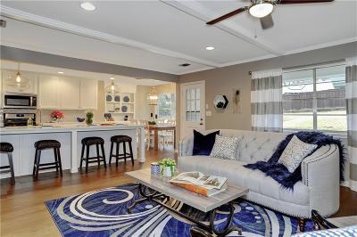 Denison Single Family Home Active Option Contract: 601 Royal Ridge Drive