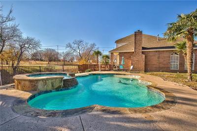 Rowlett Single Family Home For Sale: 3713 Ridgecrest Avenue