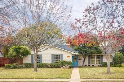 Richardson Single Family Home For Sale: 2027 Fairmeadow Drive