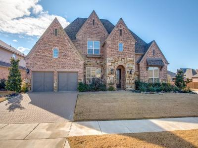 Prosper Single Family Home For Sale: 4571 Desert Willow Drive