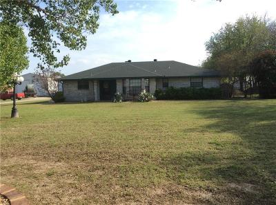 Denton County Single Family Home For Sale: 3428 Sauls Road