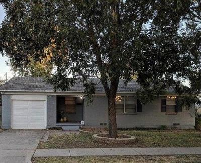 Fort Worth Residential Lease For Lease: 4920 Susan Lee Lane