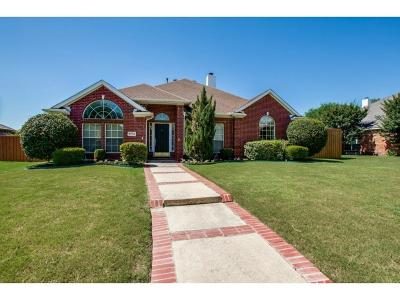 Richardson Single Family Home For Sale: 5710 Manchester Drive