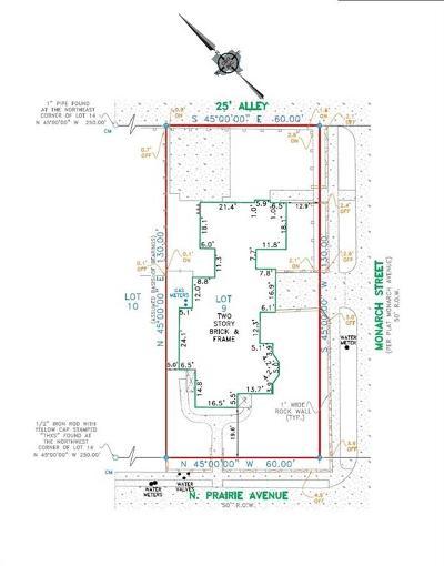 Multi Family Home For Sale: 2000 N Prairie Avenue